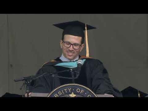 Embedded thumbnail for Commencement Ceremony 2019: Bradley Burnam